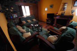 La casa - salón