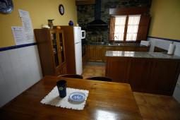 La casa - cocina